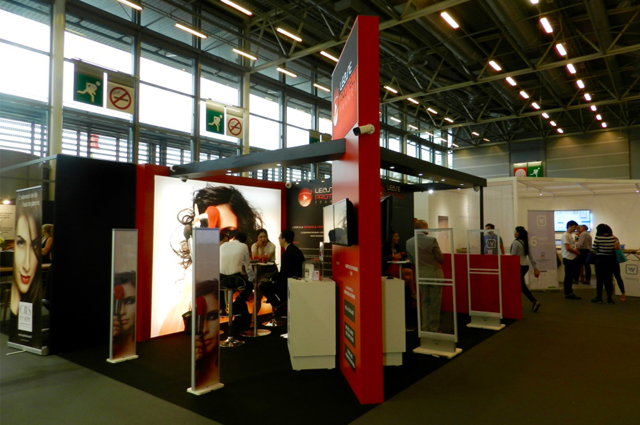 Participation au salon MCB
